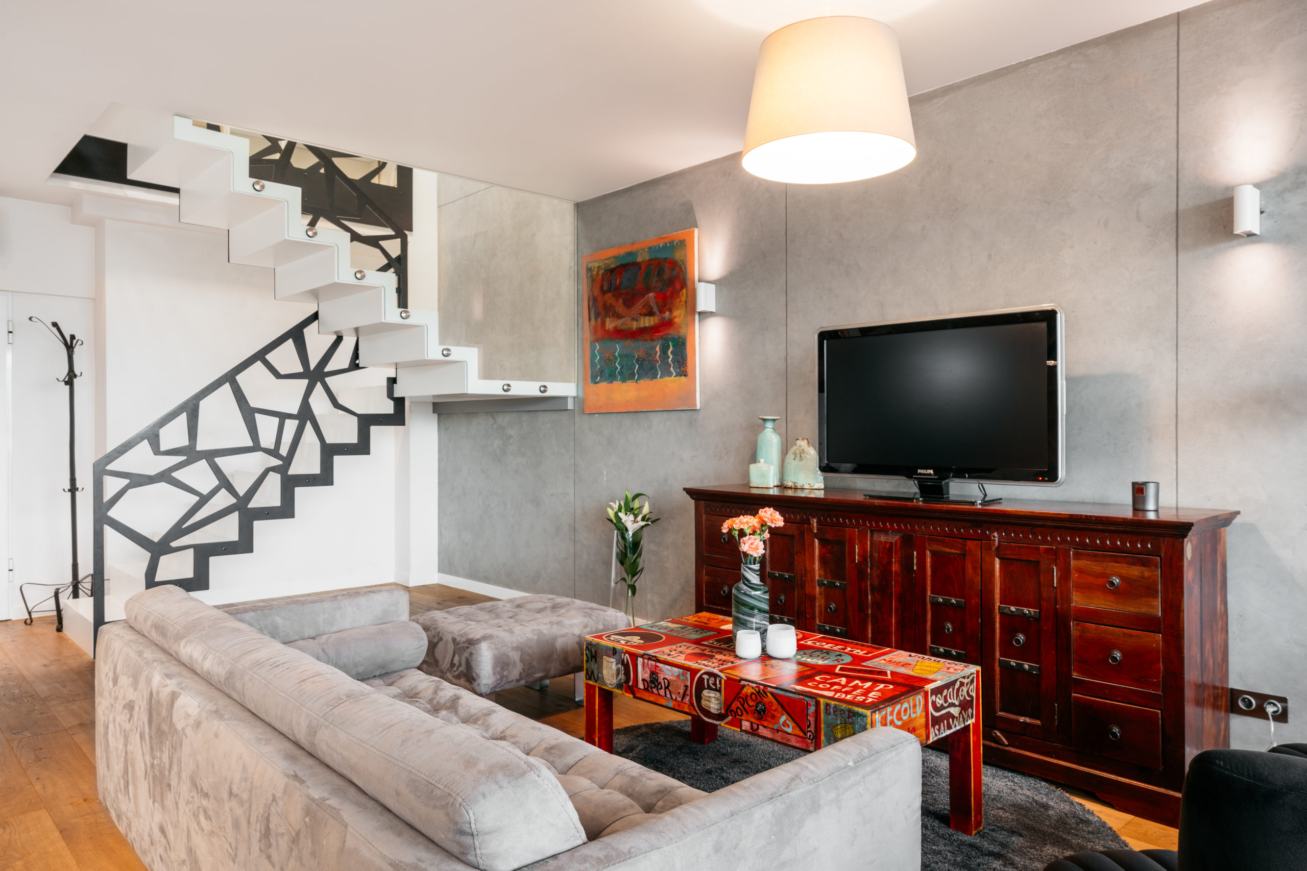 Paris Rue des Lombards Apartment for rent